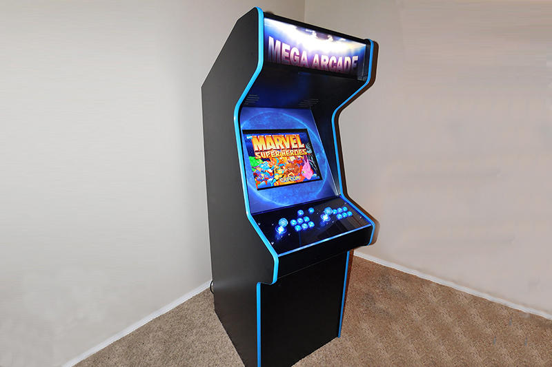 Red Floor Arcade - Multicade Machines